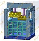 恒乐仪器多功能模型槽试验测试系统 反力架