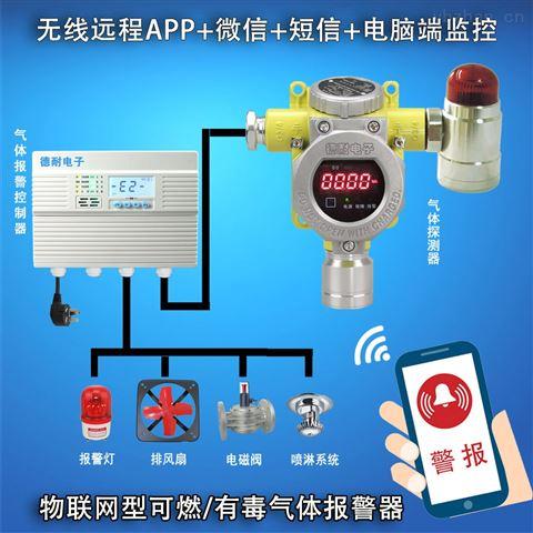 固定式二甲苯气体检测报警器,智能监控