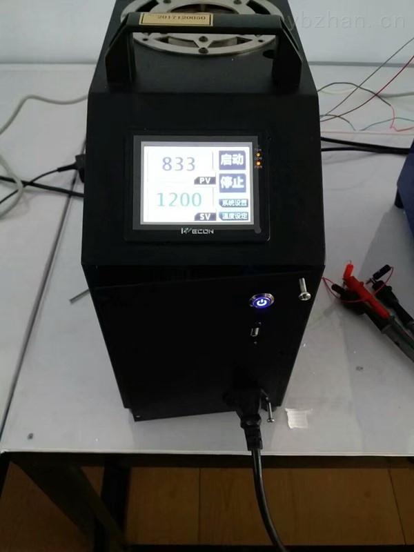 赛斯顿高温干体炉  干体式温度校验仪