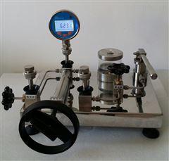 不锈钢台式液压源