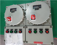 智能電動機監控器防爆配電箱
