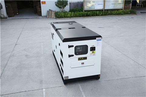 LED户外备用75KW静音柴油发电机