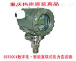 重庆伟岸数字化智能直联式压力变送器