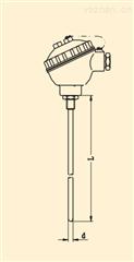 耐磨热电阻