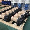 创升分析耐酸碱磁力泵流量不足的原因