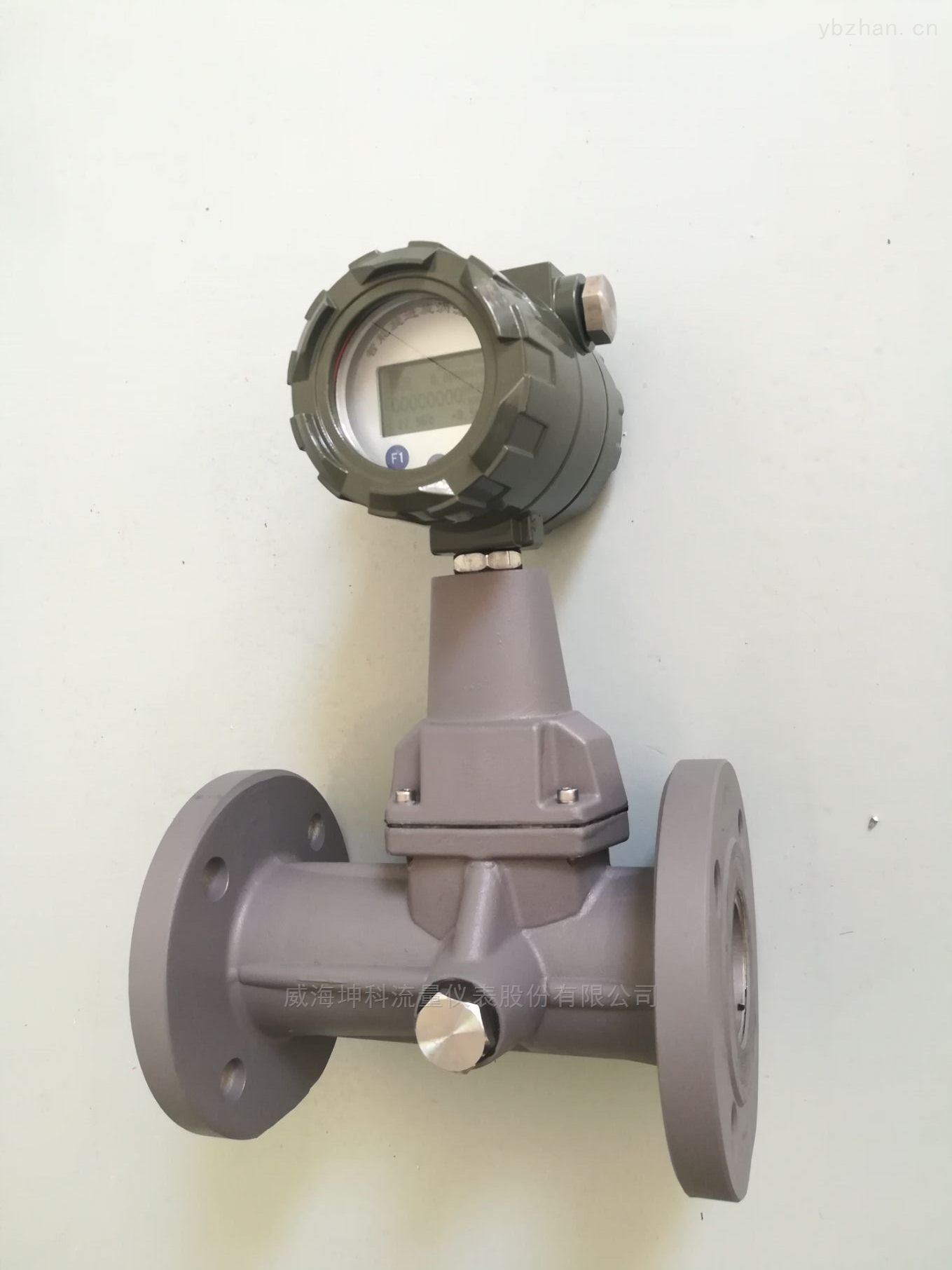 KLUX-天然氣耐高壓旋進旋渦流量計廠家