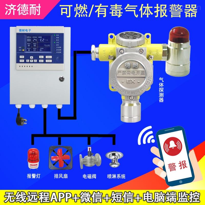 固定式二氧化氮泄漏报警器,气体报警仪