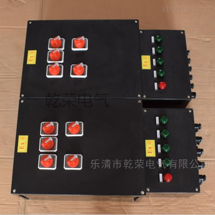 乾荣工程塑料防腐防爆操作柱材质
