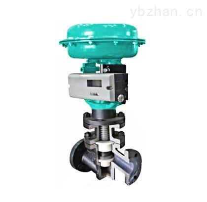 GV15P-GV15P气动防腐衬氟调节阀