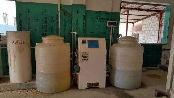 LD-賀州市電解法二氧化氯發生器廠家特點