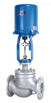 VT-電動單座薄膜式調節閥、精巧型流量調節