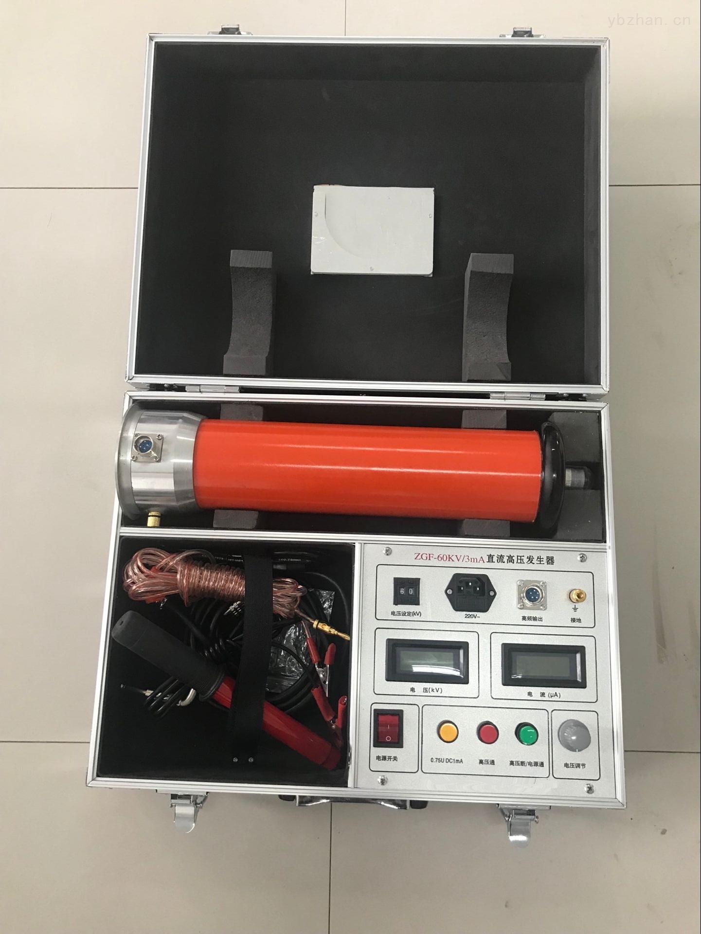 120KV60KV/2mA5mA10mA直流高压发生器原理