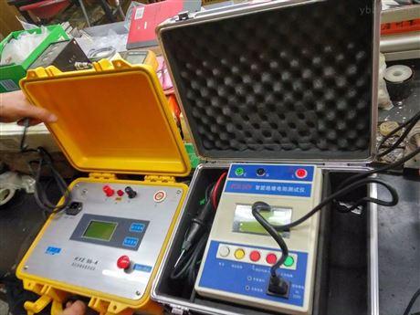 大容量智能双显绝缘电阻测试仪