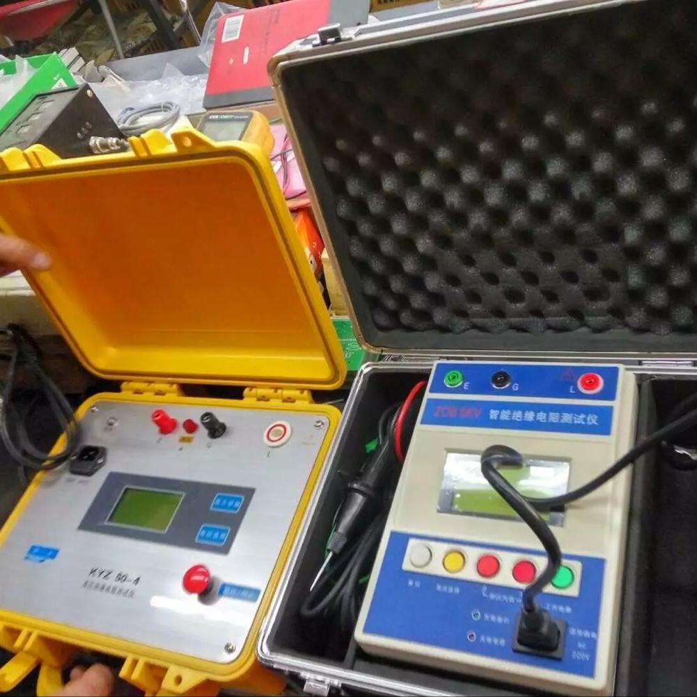 便携式绝缘电阻测试仪