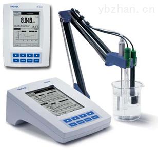 HI4211 HI4212臺式酸度離子水質分析儀