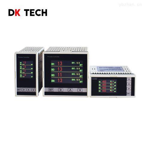 四回路大彩屏高精度巡检仪控制器