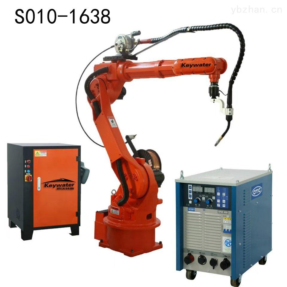 松下機器人焊機凱沃智造全自動激光焊接機機械焊接設備小型工業機器人