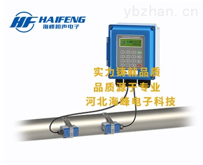 TDS-100F5AB-B型-固定外夹式超声波流量计