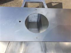 B=152标准4号玻璃钢巴歇尔槽