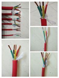 YGCR3*6+1*4硅橡胶电缆