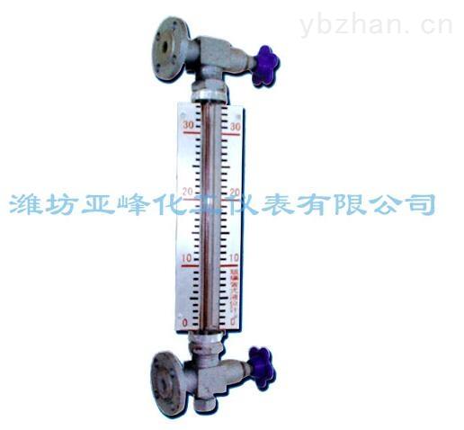 防腐型内衬四氟玻璃管液位计专业生产厂家
