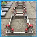 SCS3噸電子鋼瓶秤/稱液體鋼瓶V型電子地磅秤