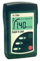 RAM R-200便攜式多功能表面污染測量儀