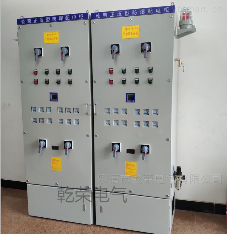 正压型防爆配电柜分析仪通风柜