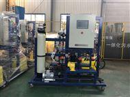 HCCL内蒙古污水厂消毒设备/电解次氯酸钠发生器