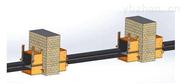 皮带巷防逆流风门可以实现手动全自动控制