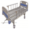 ABS床头铝合金护栏移动式单摇床