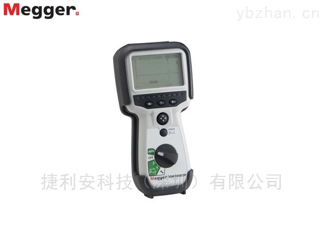 Megger TDR1000/3P手持式電纜故障測試儀