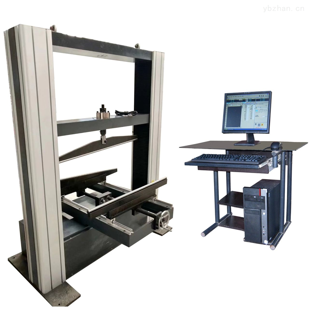 WDW-100-0.6cm10KN陶瓷地板砖抗折强度试验机规格