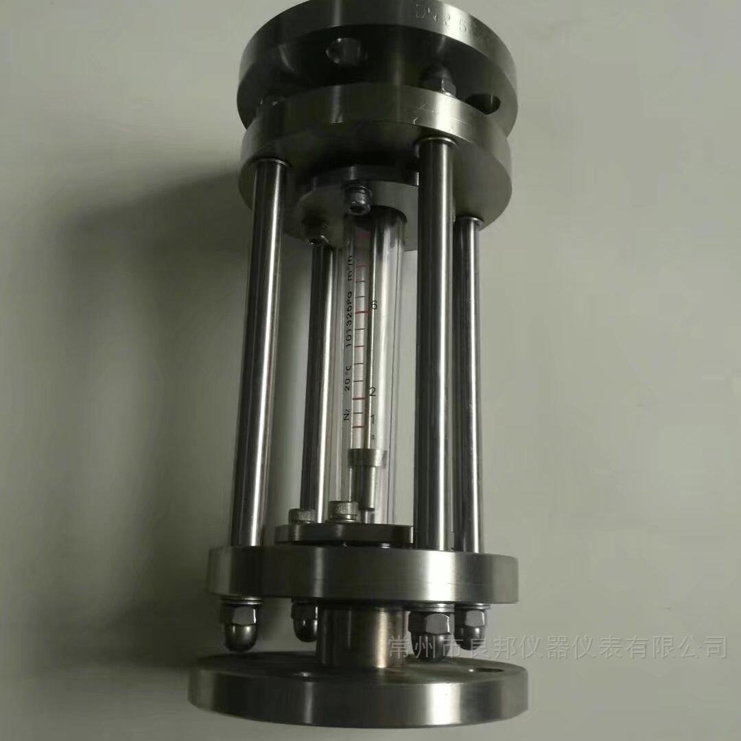 FA100-80拉杆式不锈钢玻璃转子流量计厂家