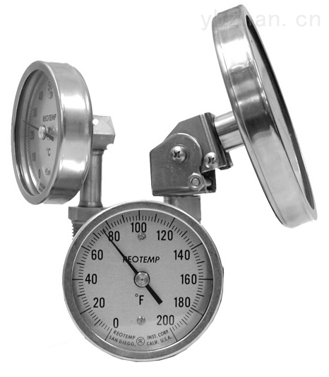 REOTEMP-美国REOTEMP工业双金属温度计