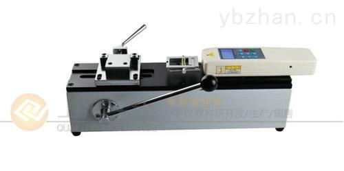 0-500N插拔式接线端子拉力测试仪供应商