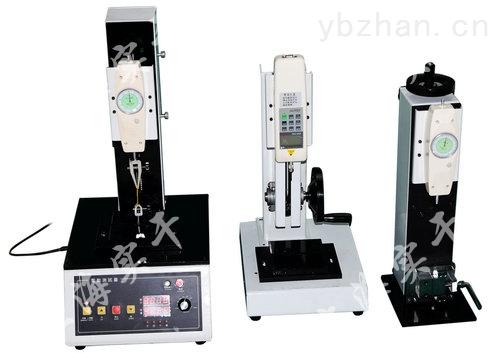 0-500N橡胶塑料行业电动单柱测试台