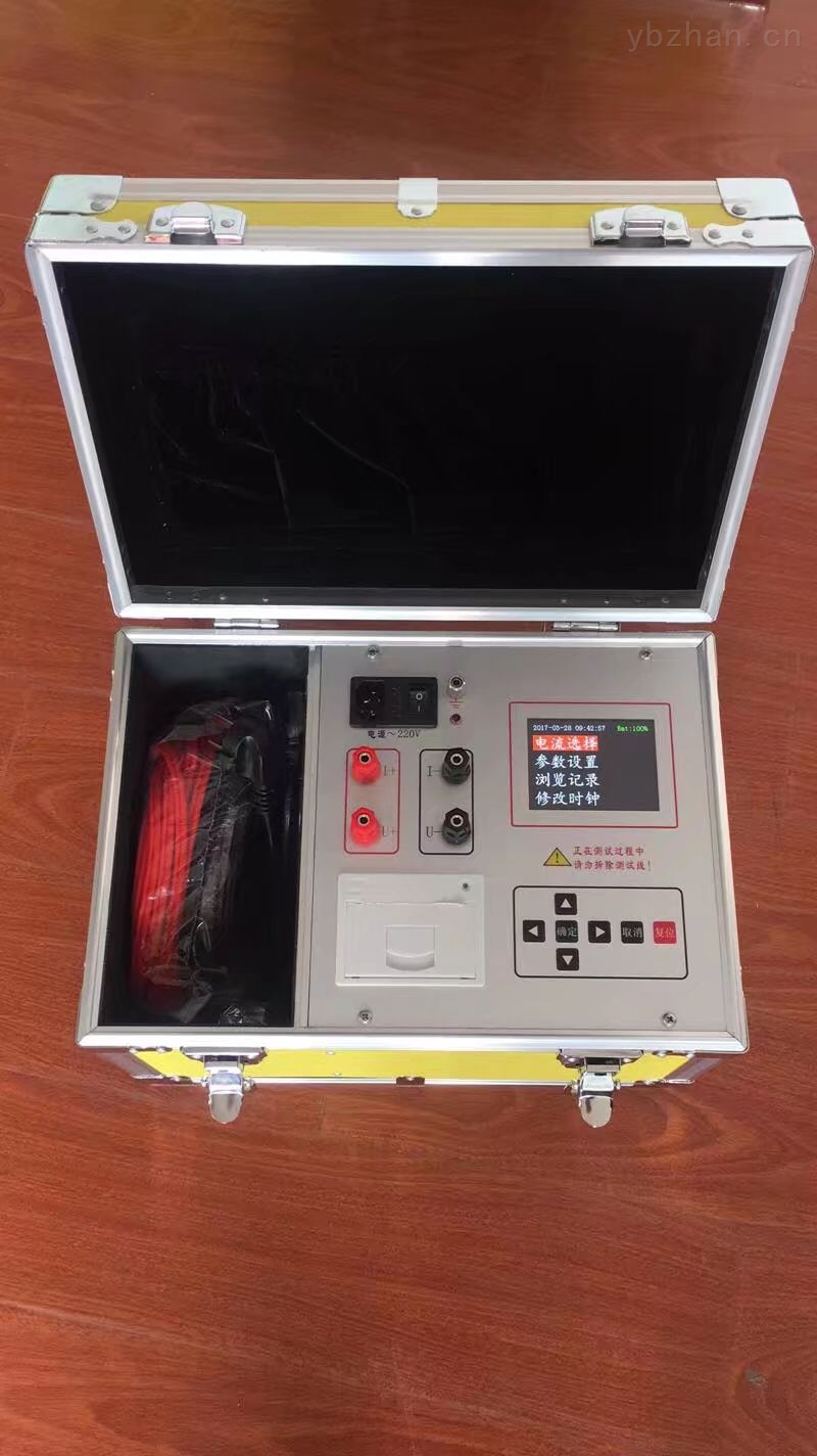 JY-9310手持式直流电阻测试仪
