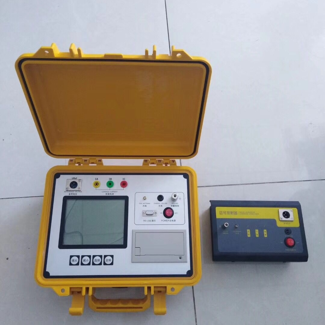 智能化氧化锌避雷器特性测试仪