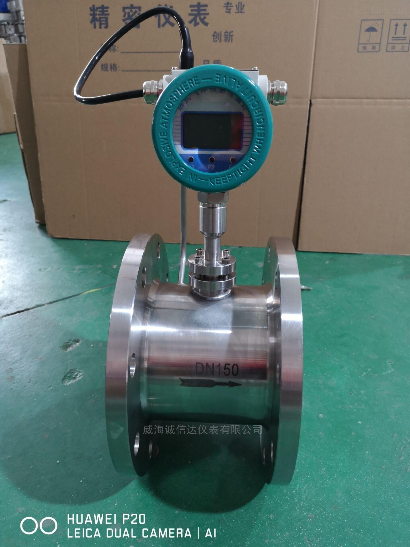 CXDTMF-口径-热式气体质量流量计新品