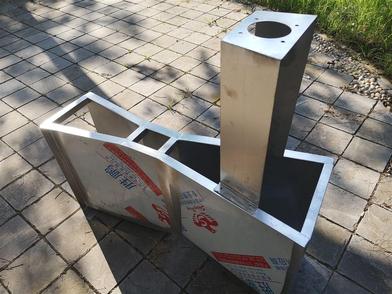 标准不锈钢5号巴氏槽报价
