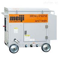 發動機驅動壓縮機APET系列MEIJIAIR明治機械封裝引擎壓縮機