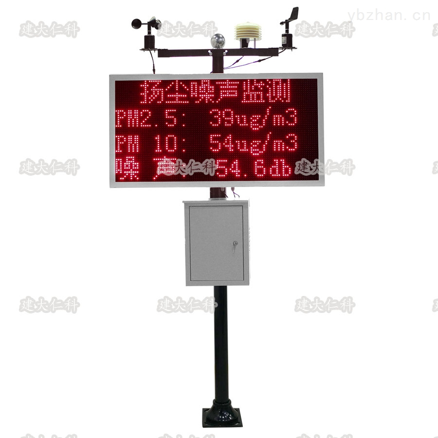RS-ZSYC-揚塵噪聲在線監測儀 揚塵監測系統