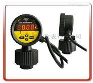 一体隔膜式全PP数显式电接点压力表