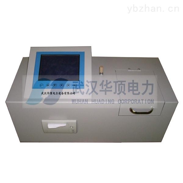 唐山市变压器油酸值测定仪原理