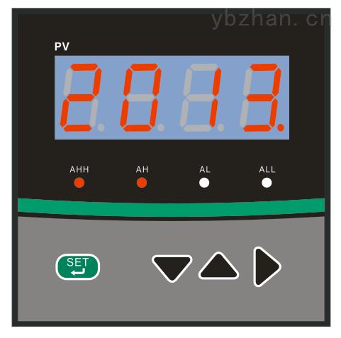 盘装方表TWP-C903-01-96*96方型智能数显控制仪