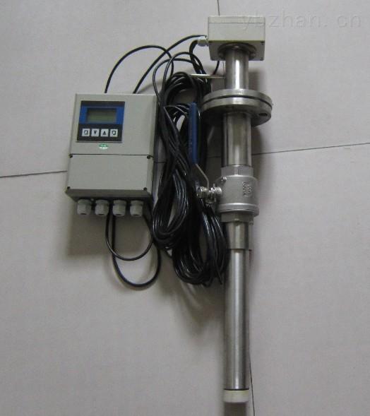 DCLD-在线安装分体型智能插入式电磁流量计