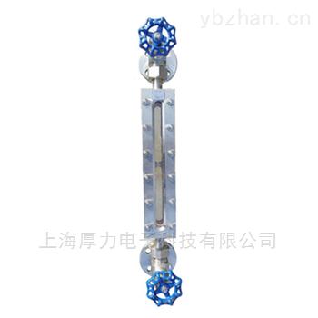 HL-UWB系列-透光式玻璃板液位计
