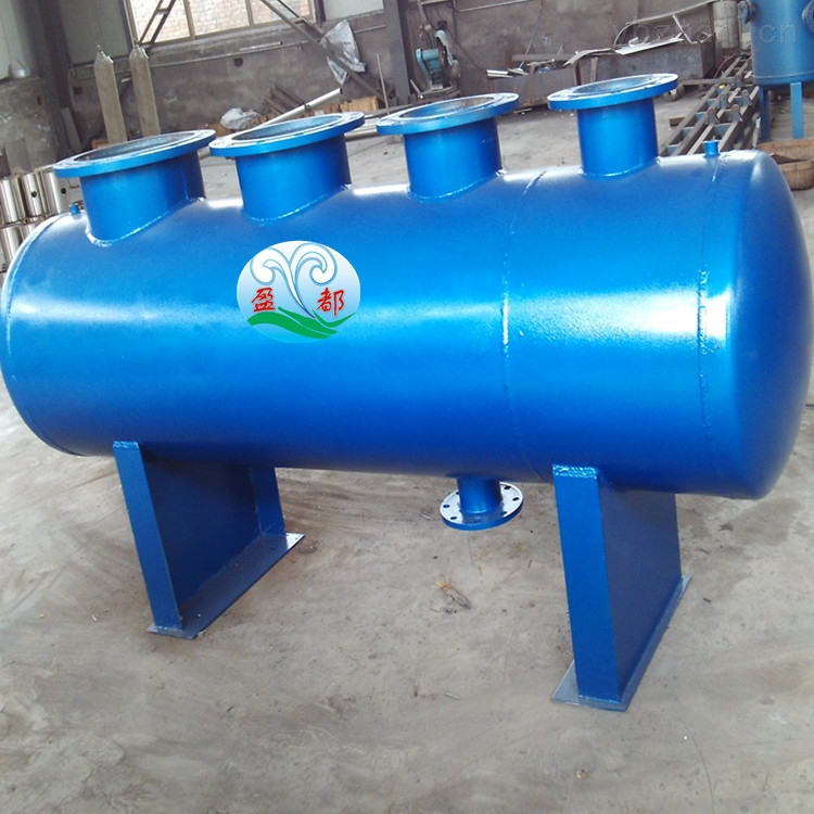 湘西州暖气分集水器DN800