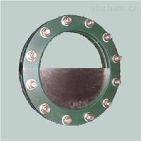 圆缺孔板流量计防淤积流量检测跟准确